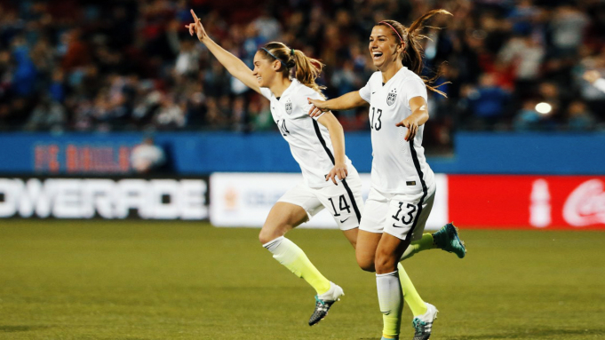 US Women Soccer Team Lawsuit Finally Comes To A Partial Settlement