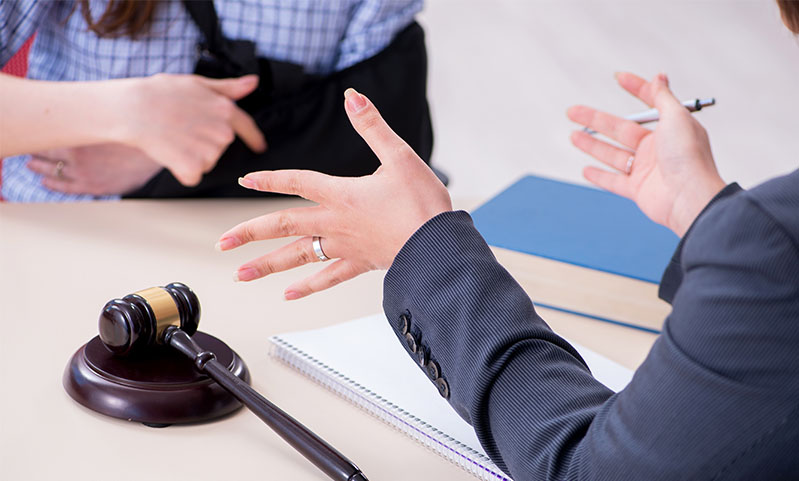 What Does A Personal Injury Lawyer Do In Case Of An Occupational Accident