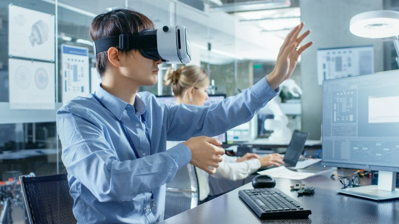 Computer generated Reality: How To Use It For Gaming, Education, And Work