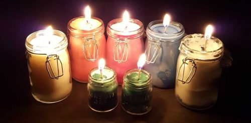Experience The Top Notch Process Involved In Using Soy Candle Wax